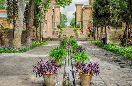 باغ نگارستان کجاست 2 باغ نگارستان کجاست