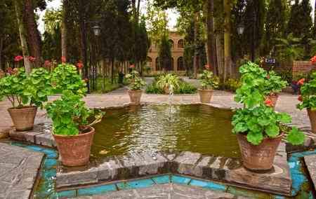 باغ نگارستان کجاست 3 باغ نگارستان کجاست