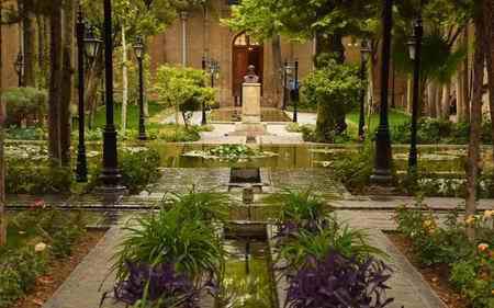 باغ نگارستان کجاست 4 باغ نگارستان کجاست