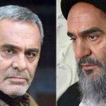 تصاویر جمشید هاشم پور در نقش امام خمینی