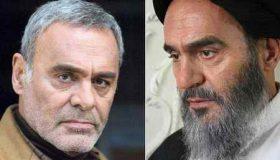 تصاویر جمشید هاشم پور در نقش امام خمینی (1)