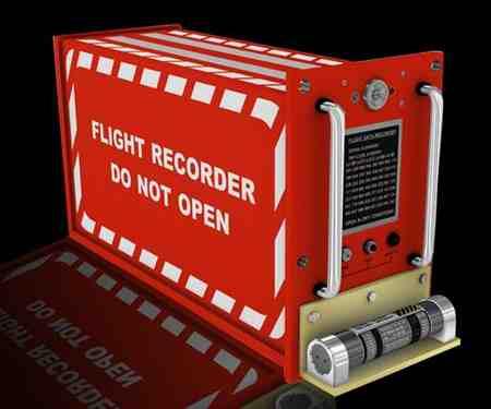 جعبه سیاه هواپیما چیست