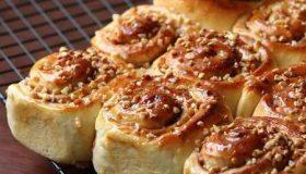 طرز تهیه شیرینی دانمارکی خانگی (2)
