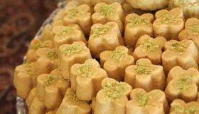 طرز تهیه شیرینی نخودچی خانگی (1)