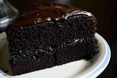طرز تهیه کیک خیس شکلاتی خانگی طرز تهیه کیک خیس شکلاتی خانگی