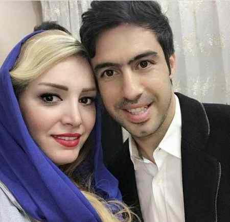عکس خسرو حیدری و همسرش (1)