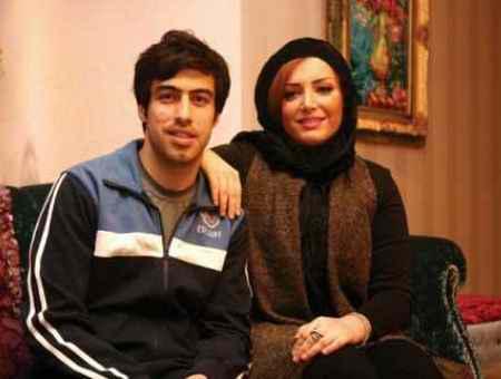 عکس خسرو حیدری و همسرش (3)