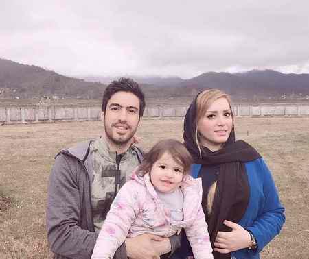 عکس خسرو حیدری و همسرش (4)