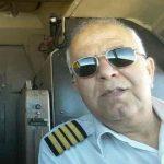 عکس خلبان های هواپیمای سقوط کرده پرواز تهران یاسوج