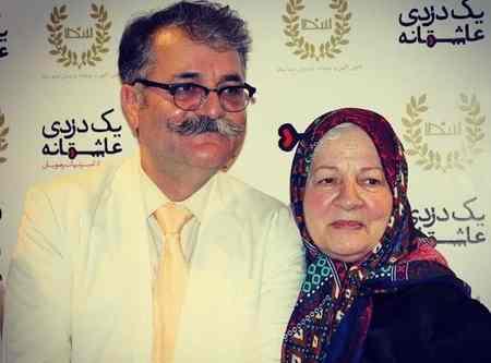 بیوگرافی امیرشهاب رضویان کارگردان و همسرش (3)
