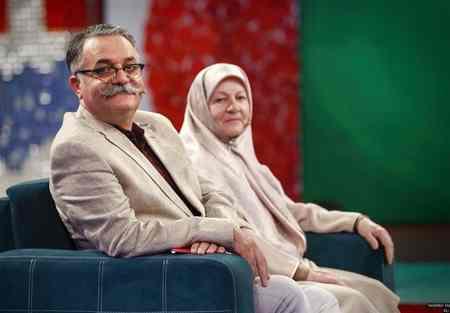 بیوگرافی امیرشهاب رضویان کارگردان و همسرش (5)