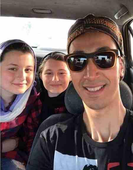 بیوگرافی بهرام افشاری بازیگر و همسرش 6 بیوگرافی بهرام افشاری بازیگر و همسرش