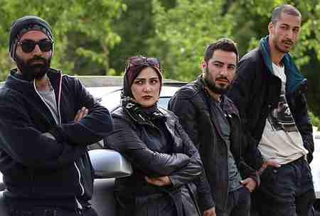 بیوگرافی بهرام افشاری بازیگر و همسرش 7 بیوگرافی بهرام افشاری بازیگر و همسرش
