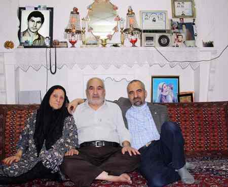 بیوگرافی حلیمه سعیدی بازیگر و همسرش (1)