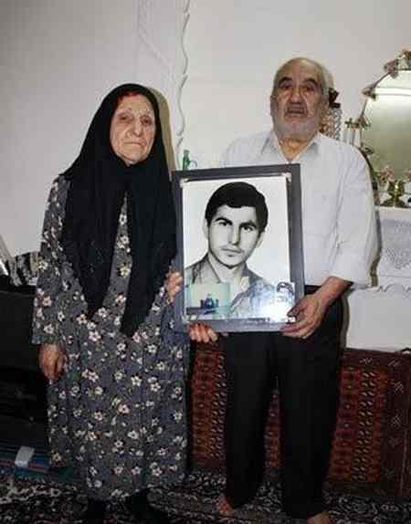 بیوگرافی حلیمه سعیدی بازیگر و همسرش (2)