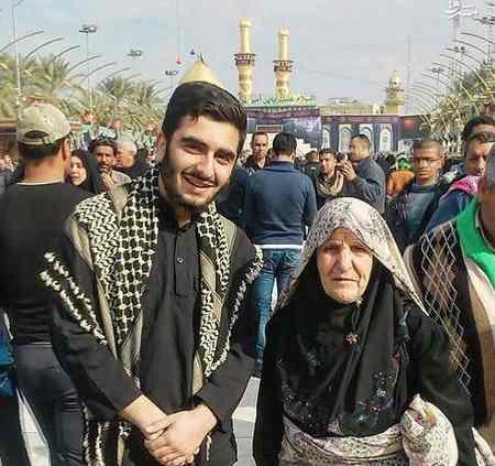 بیوگرافی حلیمه سعیدی بازیگر و همسرش (5)
