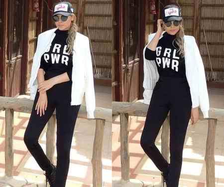 بیوگرافی پریا عرب زاده مدل ایرانی (2)