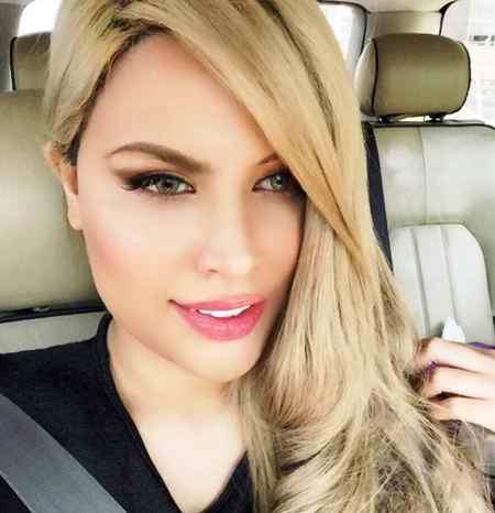 بیوگرافی پریا عرب زاده مدل ایرانی (3)