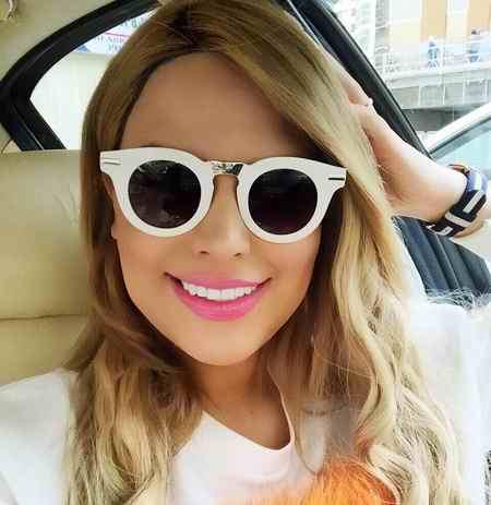 بیوگرافی پریا عرب زاده مدل ایرانی 4 بیوگرافی پریا عرب زاده مدل ایرانی