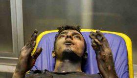 حوادث چهارشنبه سوری 96