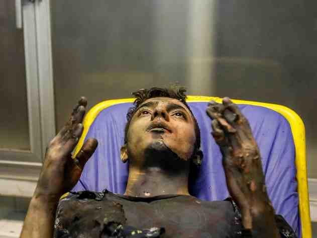 حوادث چهارشنبه سوری 96 1 حوادث چهارشنبه سوری 96