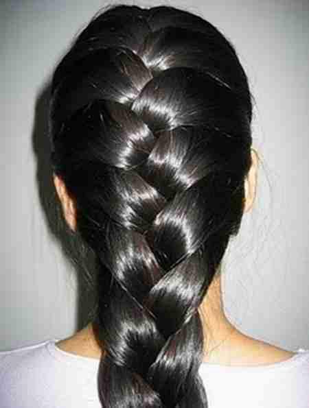 روش بافت مدل موی فرانسوی (2)
