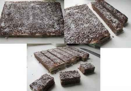 طرز تهیه شیرینی میکادو خانگی (2)
