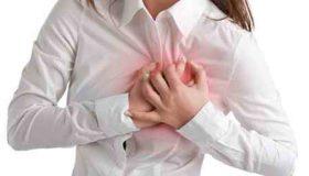 علت درد قلب در جوانان چیست