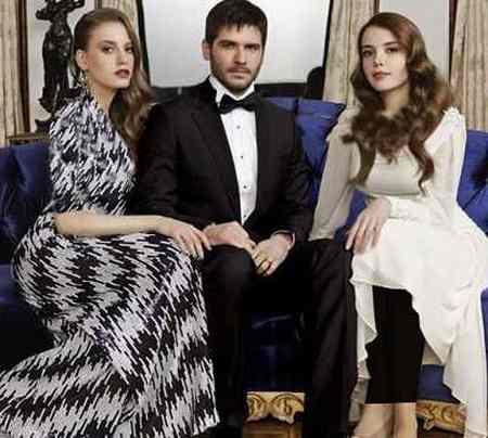 عکسهای جدید بازیگران ترکی و همسرانشان