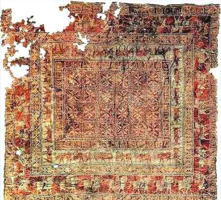 قدیمی ترین قالی متعلق به کجاست 5 قدیمی ترین قالی متعلق به کجاست
