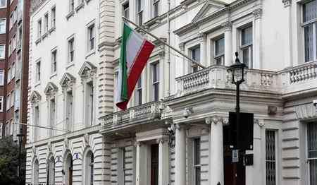 ماجرای حمله به سفارت ایران در لندن 1 ماجرای حمله به سفارت ایران در لندن