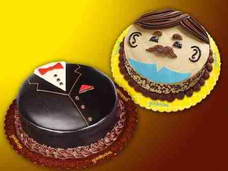 مدل های کیک برای روز مرد 6 مدل های کیک برای روز مرد