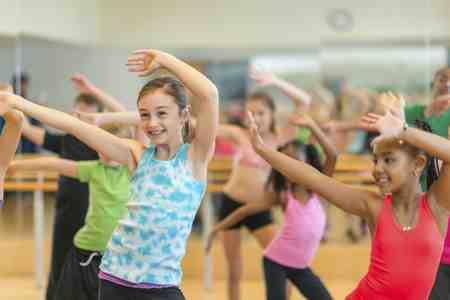 ورزش و رقص شاد فیتنس برای کودکان 1 ورزش و رقص شاد فیتنس برای کودکان