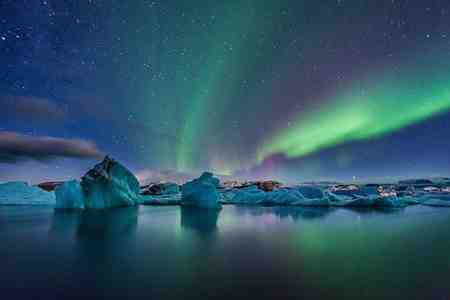 پایتخت ایسلند کجاست
