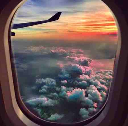 چرا پنجره هواپیما گرد بیضی است 2 چرا پنجره هواپیما گرد بیضی است