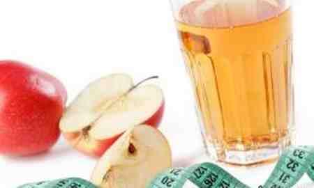 آیا سرکه سیب باعث لاغری میشود