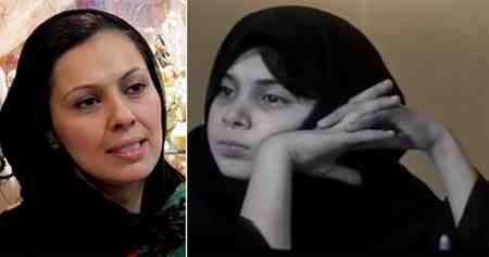 بیوگرافی عطیه معصومی بازیگر و همسرش