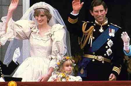 علت مرگ پرنسس دایانا