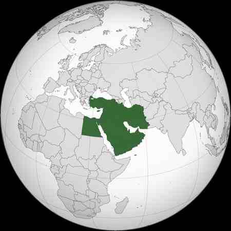 منظور از خاورمیانه چیست 2 منظور از خاورمیانه چیست