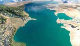 همسایگان ایران که به دریای خزر راه دارند