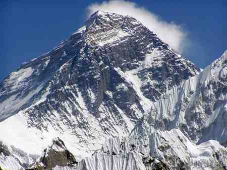 کوه اورست در کدام کشور است 1 کوه اورست در کدام کشور است