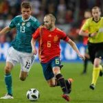 بیوگرافی آندرس اینیستا بازیکن فوتبال اسپانیا و همسرش
