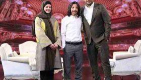 بیوگرافی فرهاد ایرانی مهمان برنامه ماه عسل و همسرش (2)