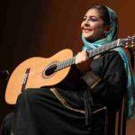 بیوگرافی لیلی افشار گیتاریست ایرانی