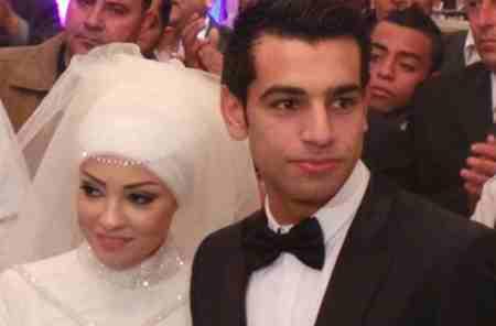 بیوگرافی محمد صلاح ستاره فوتبال مصر و همسرش (7)
