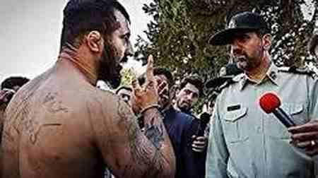علت دستگیری وحید مرادی معروف به عقاب تهران علت دستگیری وحید مرادی معروف به عقاب تهران