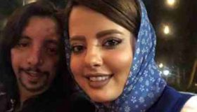 عکس های فرهاد ایرانی و همسرش مهمان ماه عسل (2)