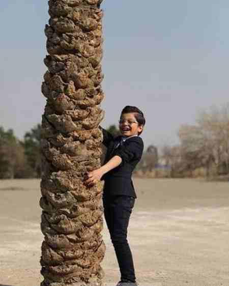 بازیگر نقش جواد در سریال بچه مهندس (1)