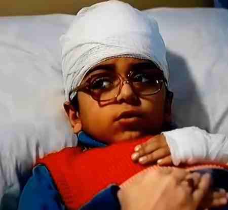 بازیگر نقش جواد در سریال بچه مهندس (4)