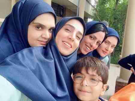بازیگر نقش مامان صدیقه در سریال بچه مهندس (1)